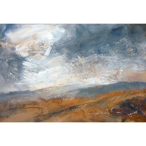 Liz Salter In th Mountains - Technique mixte 038