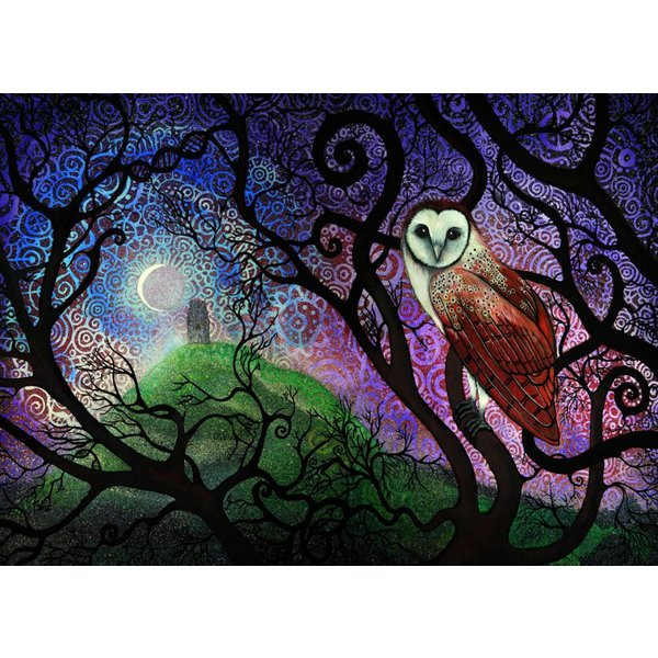 Ancient Witness giclee print large 032