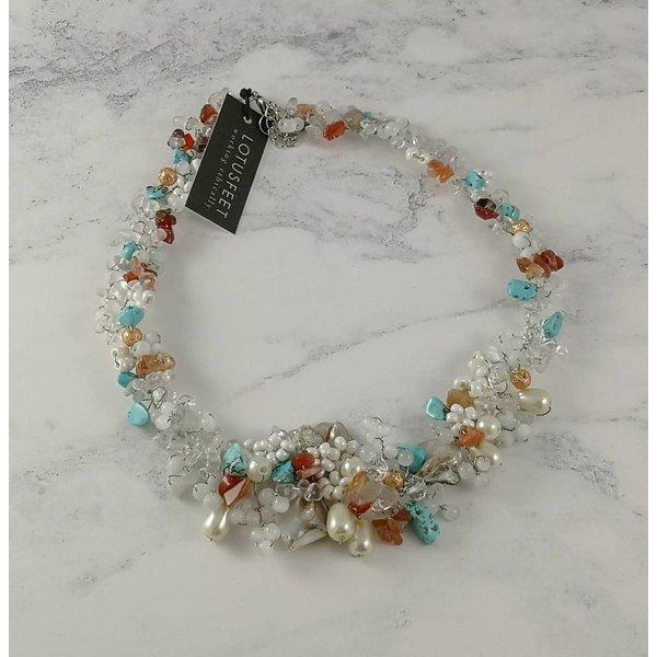 Collar de perlas de Hawaii 053
