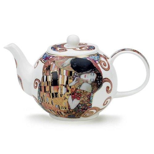 Dunoon Ceramics Belle Epoque Klimt Tea Pot