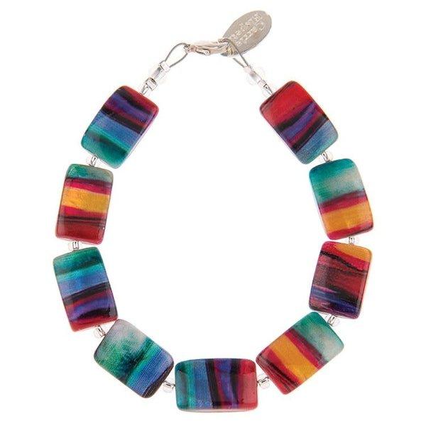 Bracelet Abstract  - Multi colour