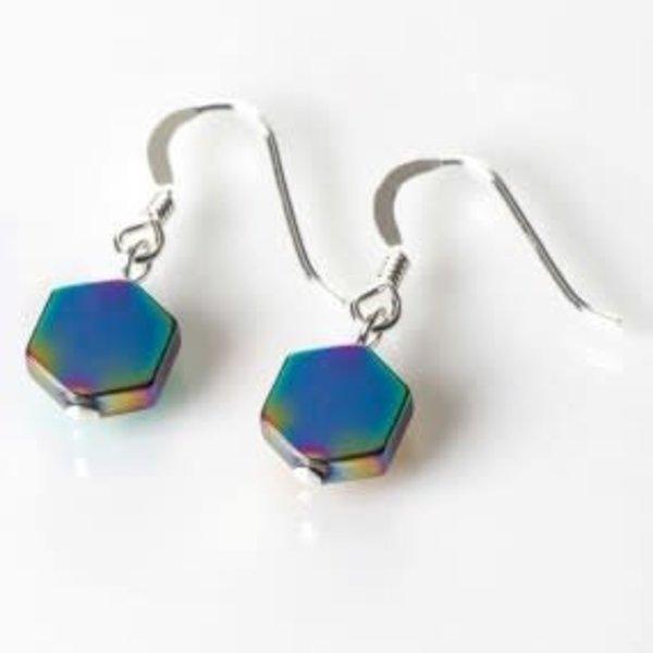 Hive Spectrum Earrings