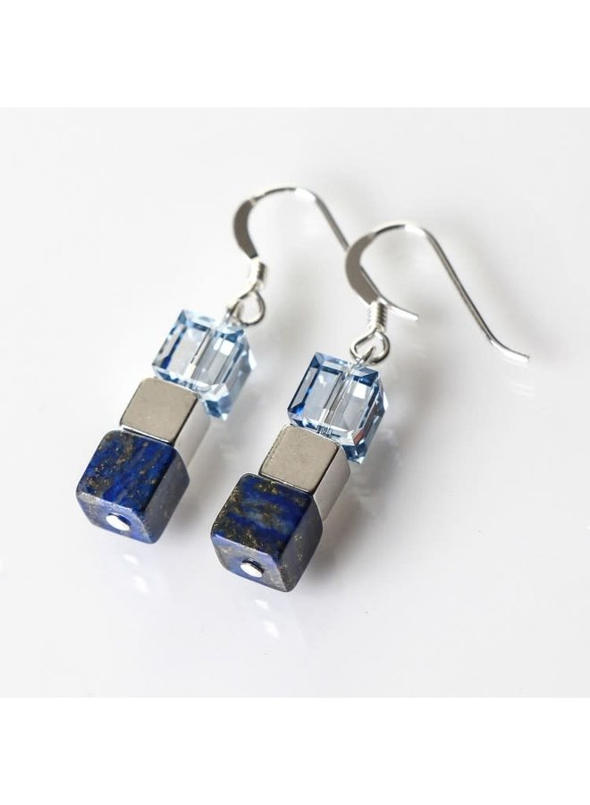 Lapis Lazuli naturals Earrings
