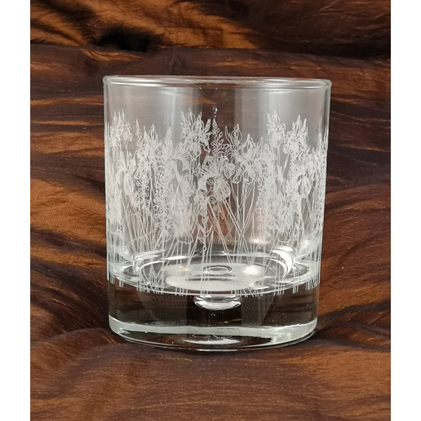 Vaso de mesa floral vaso 004