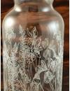 Floral Caraffe Tischglas 006