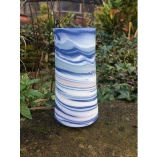 Gary Thomas Agate Bud Vase porcelain 04