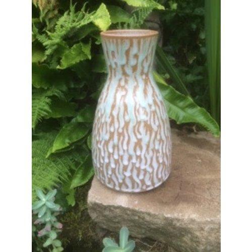 Gary Thomas Celadon vase stoneware 06