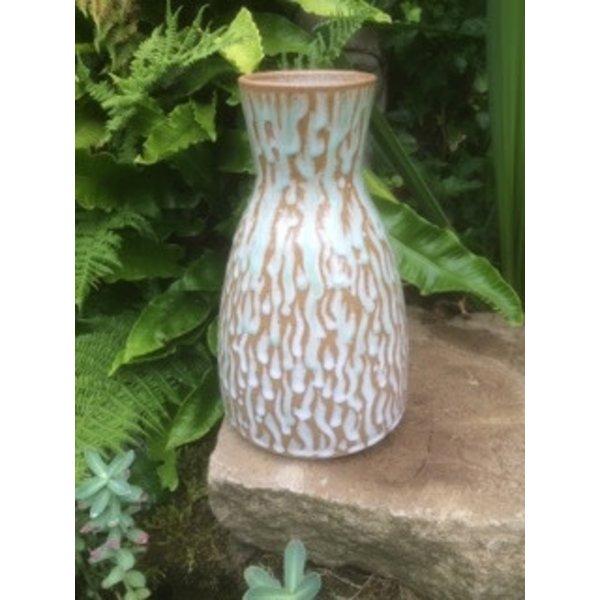 Celadon vase stoneware 06