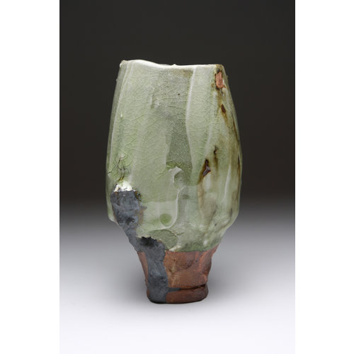 Deiniol Williams Vessel wood-fired stoneware 05