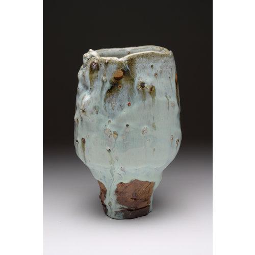 Deiniol Williams Vessel wood-fired stoneware 06