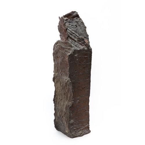 Brian Holland Auf Liatach 2 wurde Steinzeug 02 aus Holz gebrannt