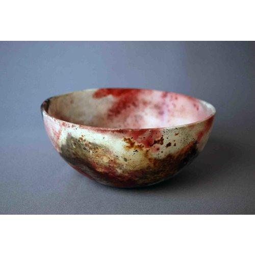 Claire Allam Fire Bowl II porcelain 02