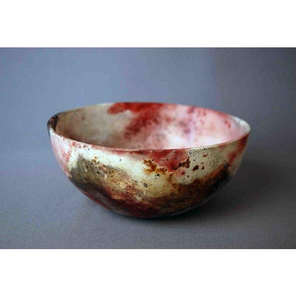 Fire Bowl II porcelana 02