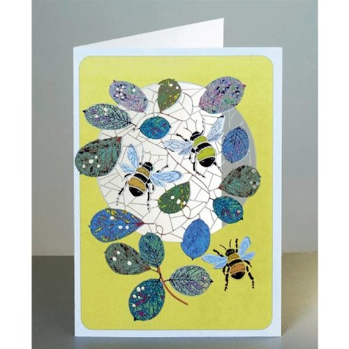 Forever Cards Bumble bees Laser cut card