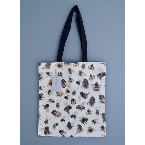 Rachel Pedder-Smith Bee Designer strong book bag  009
