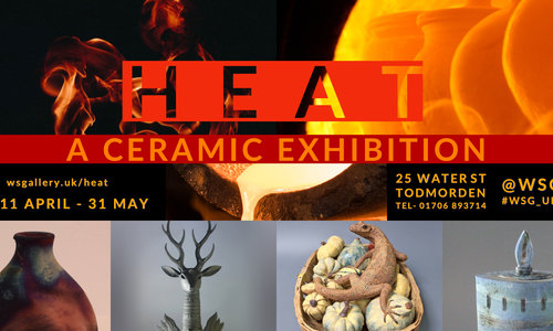 Creating Ceramics Through Heat