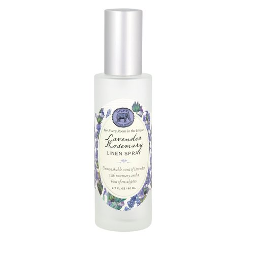 Michel Design Works Spray de lino de lavanda y romero 80 ml