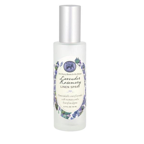 Spray de lino de lavanda y romero 80 ml