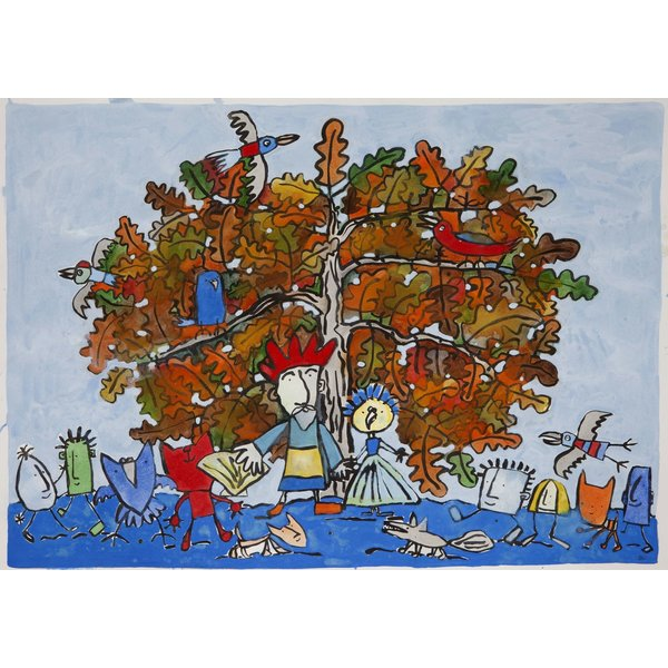El árbol de la vida - Royal Oak 08