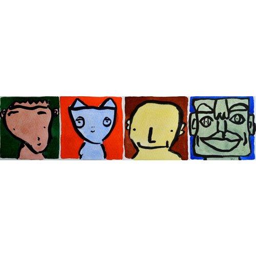 Barry Cook Personas que se parecen a sus mascotas - Estudio 1 011