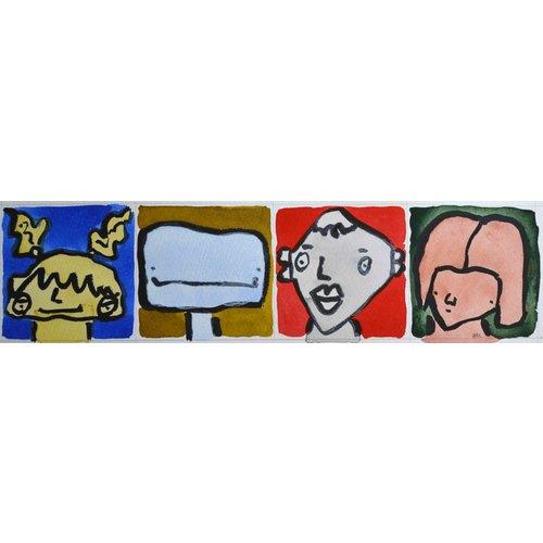 Barry Cook Personas que se parecen a sus mascotas - Estudio 2 012