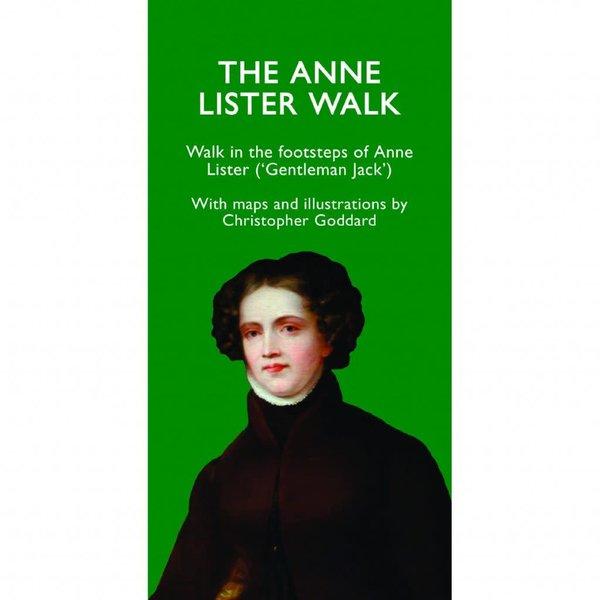 De Anne Lister Walk Map