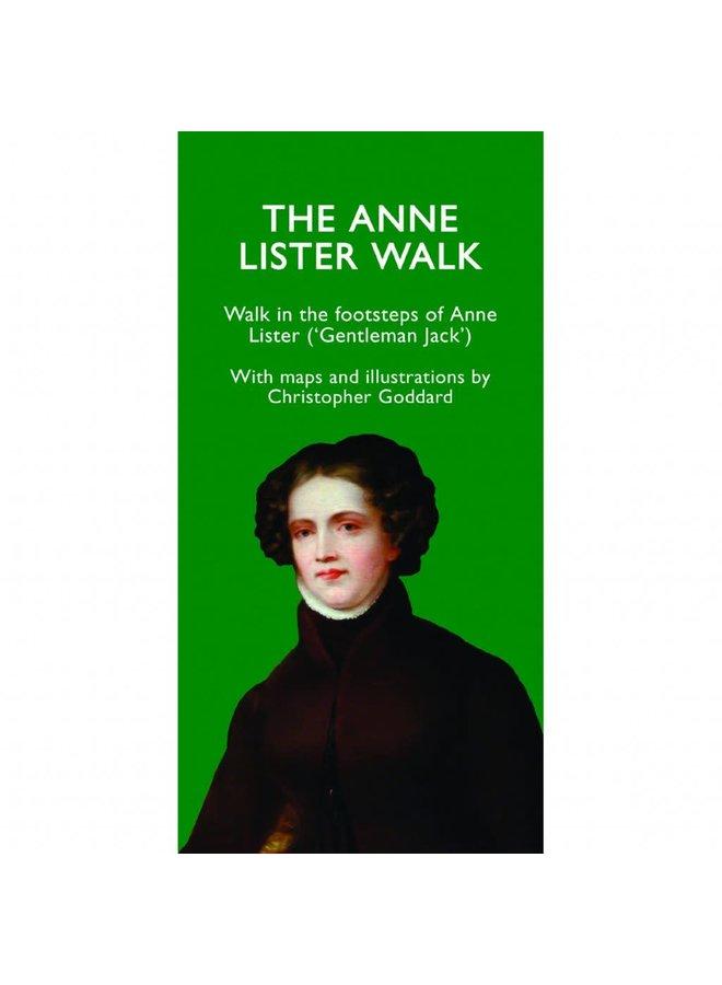 Die Anne Lister Walk Map