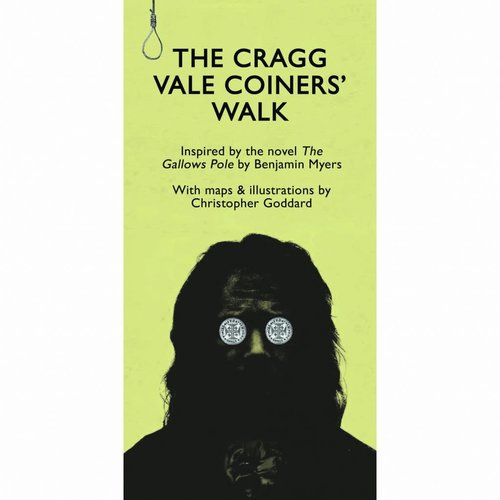Christopher Goddard The Cragg Vale Coiners Walk Map