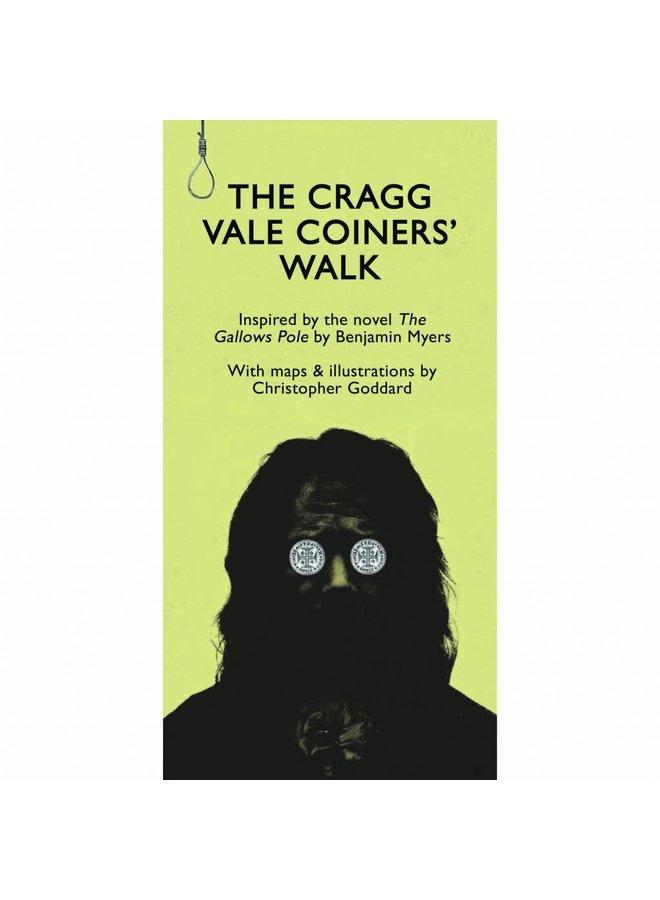 Carte de la promenade des Cragg Vale Coiners