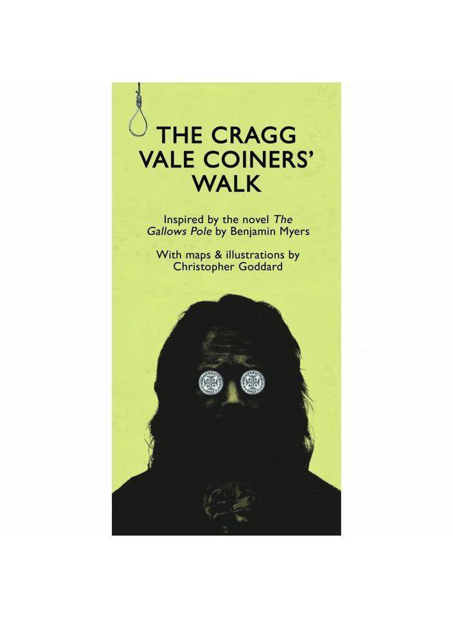 Die Cragg Vale Coiners Walk Map