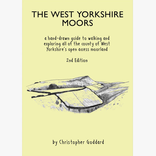 Christopher Goddard The West Yorkshire Moors by Christopher Goddard