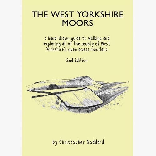 Christopher Goddard The West Yorkshire Moors door Christopher Goddard