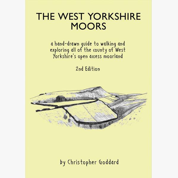 The West Yorkshire Moors door Christopher Goddard