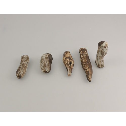 Jen Altman Hungry Ghosts  stoneware  050