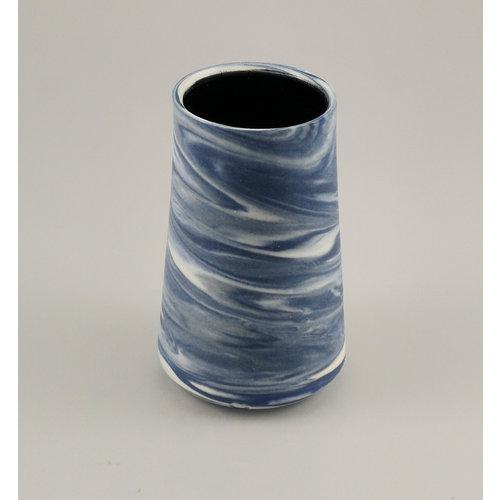 Gary Thomas Agate bud vase small 10