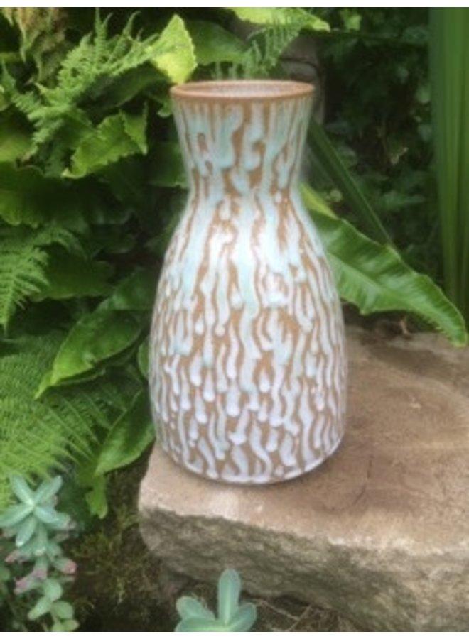 Celadon Vase Steinzeug 06