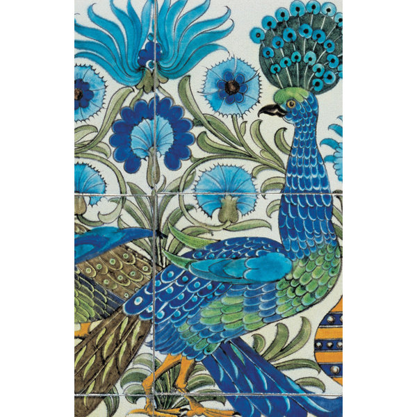 Arts and Craft Tiles  10 Notecard Pack