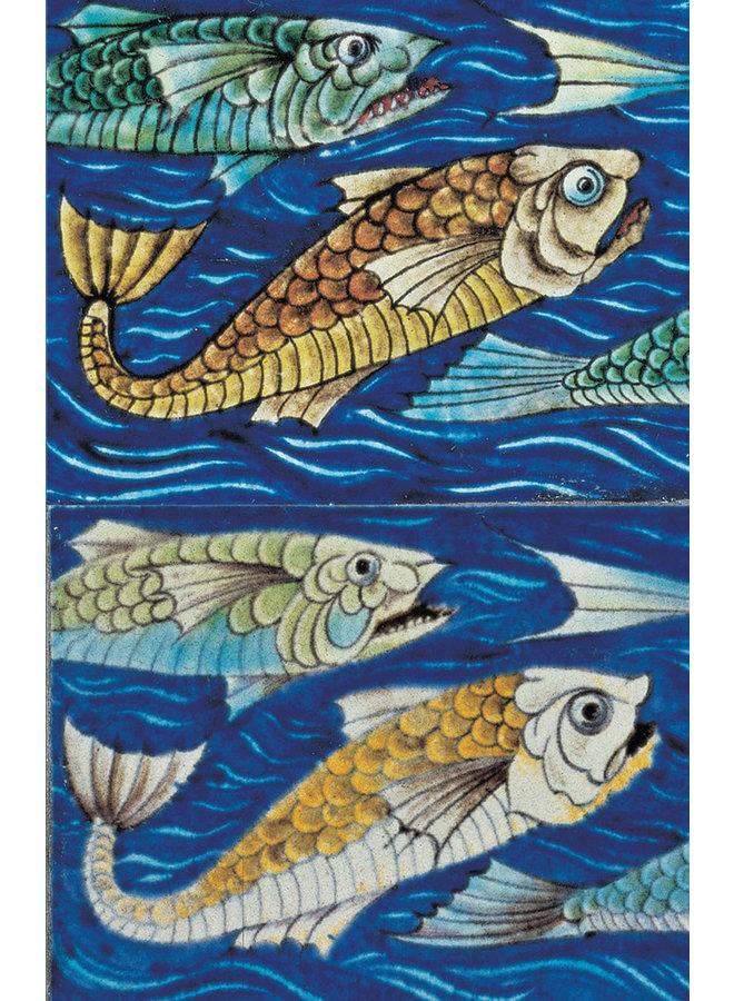 Kunsthandwerk Fliesen 10 Notecard Pack