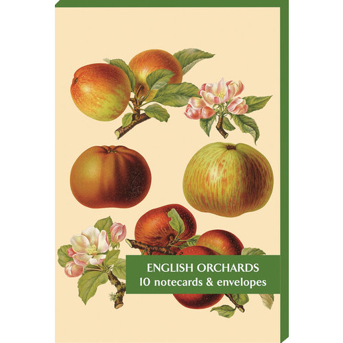 Fitzwilliam Museum English Orchards  10 Notecard Pack