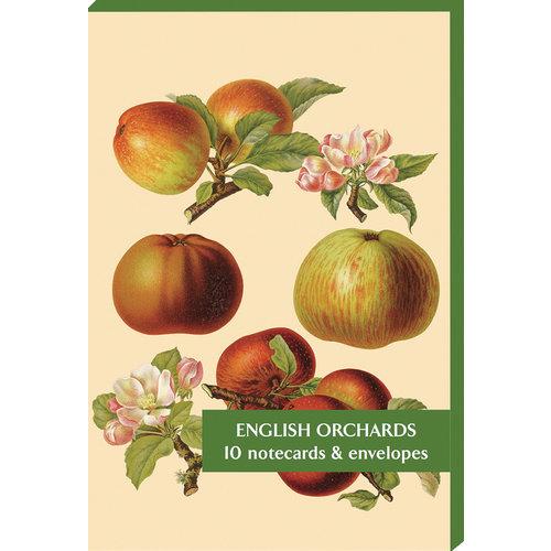 Fitzwilliam Museum Paquete de 10 tarjetas de huertos ingleses