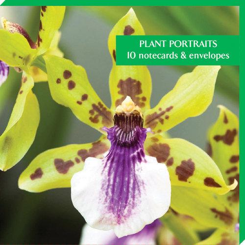 Fitzwilliam Museum Paquete de 10 tarjetas de retratos de plantas