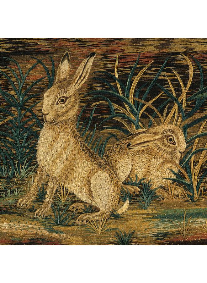 Rabbits & Hares 10 Notecard Pack