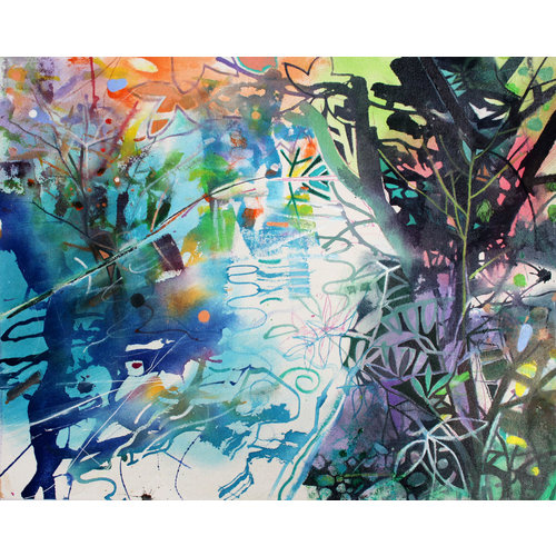 David Wiseman Water's Edge Spring Light