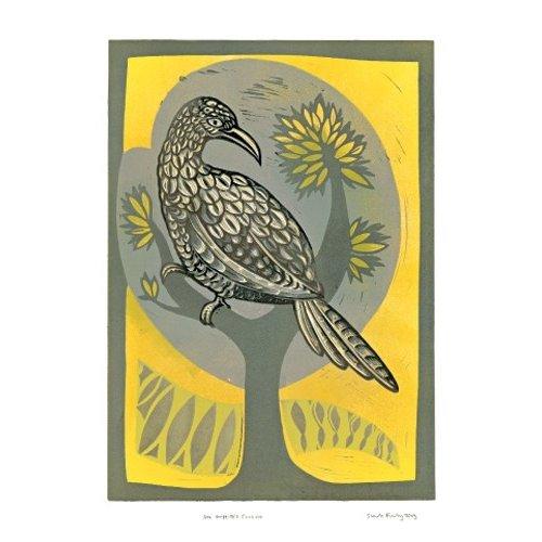 Art Angels Mrs. Griffith's Cuckow card  by Sarah Kirby