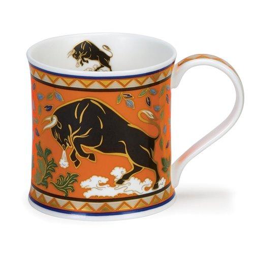 Dunoon Ceramics Arabia Bull Becher von David Broadhurst 53