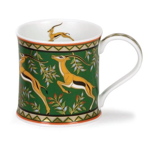 Dunoon Ceramics Arabia Gazelle mug by David Broadhurst  58
