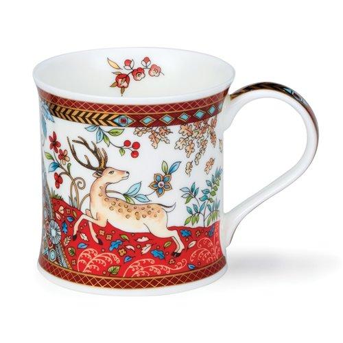 Dunoon Ceramics Eden Red Becher von Marlee Fletcher 60