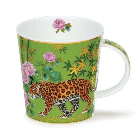Dunoon Ceramics Aisha Green - Leoparden von David Broadhurst 42