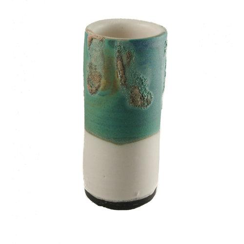 Anja  Stoneware Windowsill pod vase 02