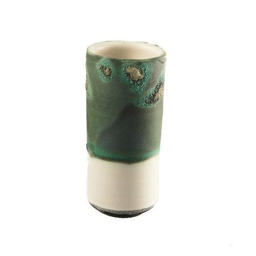 Anja  Stoneware Windowsill pod vase 05